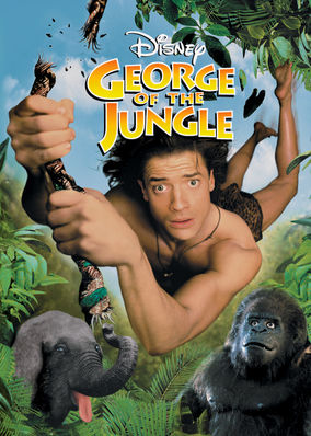 Netflix box art for George of the Jungle