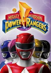 Mighty Morphin Power Rangers T2