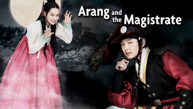 Netflix Box Art for Arang and the Magistrate - Season 1
