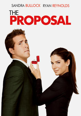 Netflix box art for The Proposal