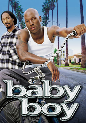 Netflix box art for Baby Boy