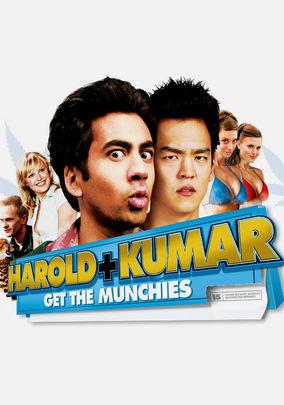Netflix box art for Harold & Kumar Go to White Castle