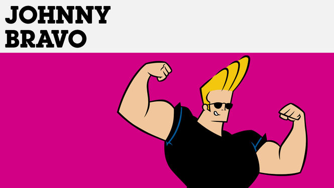 Netflix Box Art for Johnny Bravo - Season 1