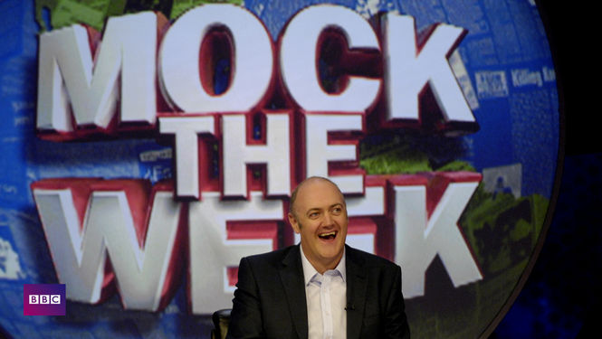 Netflix Box Art for Mock the Week - Series 6