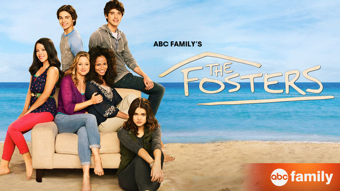 Box art for The Fosters