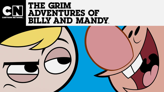 Netflix Box Art for Grim Adventures of Billy & Mandy - Season 4, The