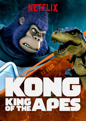 Kong: King of the Apes - Season 1