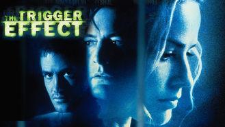 Netflix box art for The Trigger Effect