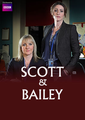 Scott And Bailey Netflix