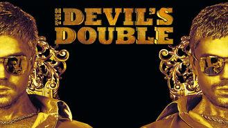 Netflix box art for The Devil's Double