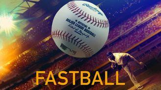 Netflix box art for Fastball