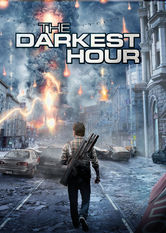 Netflix: The Darkest Hour | Young Americans visit Moscow when the city is turned upside down by an alien invasion and band together with the locals to fight back.