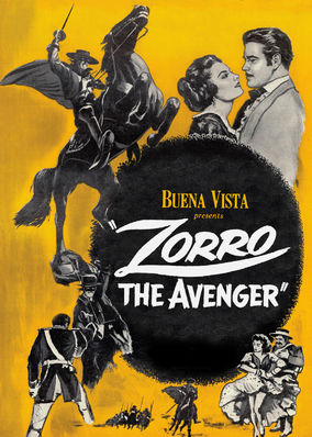 Zorro, the Avenger