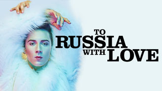 Netflix box art for To Russia with Love