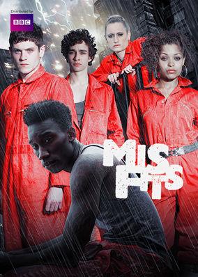 Misfits - Season 1