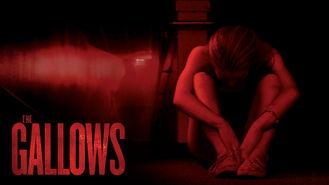 Netflix box art for Gallows
