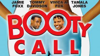 Netflix box art for Booty Call
