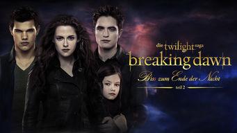 Twilight: Breaking Dawn - Biss zum Ende der Nacht - Teil 2