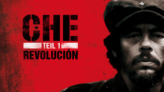 Netflix box art for Che: Part One
