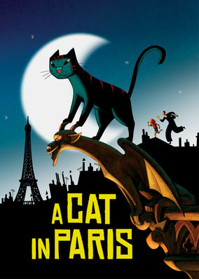 Cat in Paris, A