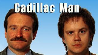 Netflix box art for Cadillac Man