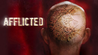 Netflix box art for Afflicted