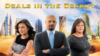 Netflix Box Art for Deals in the Desert - Season 1