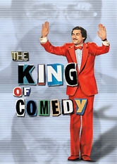 Netflix: The King of Comedy | Director Martin Scorsese's black comedy explores the absurd lengths to which nebbish Rupert Pupkin will go to land a spot on a TV talk show.
