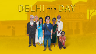Netflix box art for Delhi in a Day