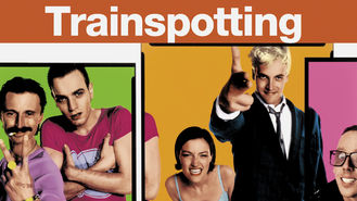 Trainspotting (1996) on Netflix in Canada