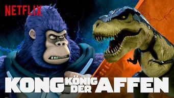 Kong – König der Affen